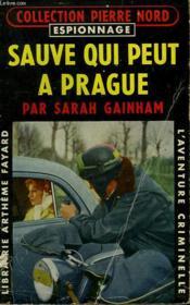 Sauve Qui Peut A Prague. Collection L'Aventure Criminelle N° 76. - Couverture - Format classique