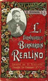 Le Bienheureux Bernardin Realino - Couverture - Format classique