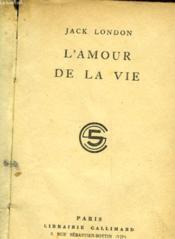 L'Amour De La Vie - Couverture - Format classique