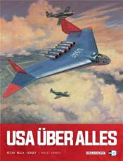 USA über alles t.1 ; projet Aurora - Couverture - Format classique