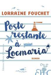 Poste restante à Locmaria - Couverture - Format classique