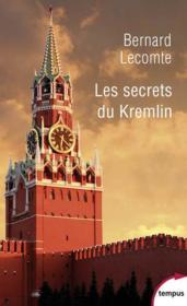 Les secrets du Kremlin - Couverture - Format classique