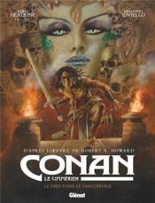 Conan le Cimmérien ; le dieu dans le sarcophage - Couverture - Format classique