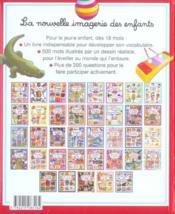La nouvelle imagerie des enfants - Couverture - Format classique