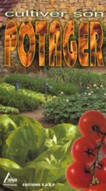 Cultiver son potager - Couverture - Format classique