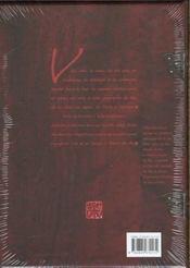 Boite A The - 4ème de couverture - Format classique