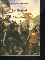 Le bâtard de Mauléon - Couverture - Format classique