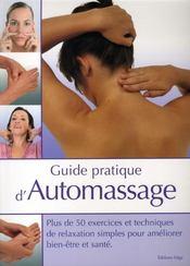Guide Pratique D'Automassage - Intérieur - Format classique