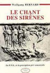 Chant Des Sirenes - Couverture - Format classique