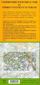 Le pays de Saint-Saturnin - 4ème de couverture - Format classique