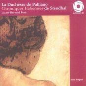 La duchesse de Paliano ; chroniques italiennes - Intérieur - Format classique