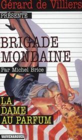 Brigade mondaine t.267 ; la dame au parfum - Couverture - Format classique