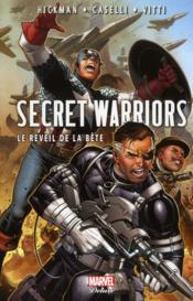 Secret warriors t.2 ; le réveil de la bête - Couverture - Format classique