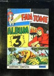 Special Fantome Album N° 3. N° 54 - 55 - 56. - Couverture - Format classique