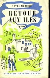Reour Aux Iles. - Couverture - Format classique