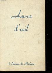 Amour D'Exil - Couverture - Format classique