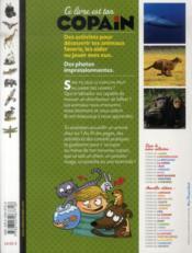 Copain des animaux - 4ème de couverture - Format classique