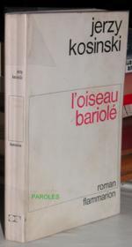 L'Oiseau bariolé. - Couverture - Format classique