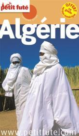 GUIDE PETIT FUTE ; COUNTRY GUIDE ; Algérie (édition 2015) - Couverture - Format classique