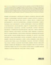 Le cahier dessiné N.10 ; le dessin dans tous ses états - 4ème de couverture - Format classique