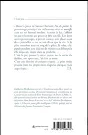 Hors jeu ; monologue polyphonique - 4ème de couverture - Format classique