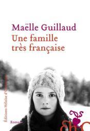 Une famille très française - Couverture - Format classique