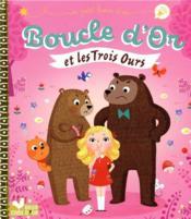 Boucle d'Or et les trois ours - Couverture - Format classique