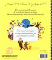 Boucle d'Or et les trois ours - 4ème de couverture - Format classique
