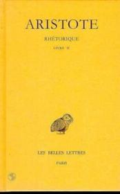 Rhétorique t.2 - Couverture - Format classique