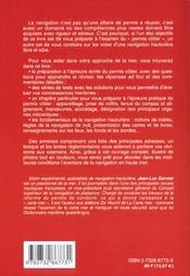 Le Permis Mer - 4ème de couverture - Format classique