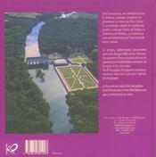 Chenonceau ; des jardins de la renaissance - 4ème de couverture - Format classique