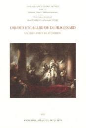Coresus et Callirhoe de Fragonard ; un chef d'oeuvre d'émotion - Couverture - Format classique