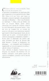 Les Erreurs Inconnues De Nos Vies - 4ème de couverture - Format classique