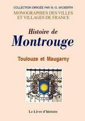 Histoire de montrouge - Intérieur - Format classique