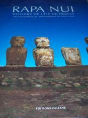 Rapa Nui Histoire De L'Ile De Paques - Couverture - Format classique