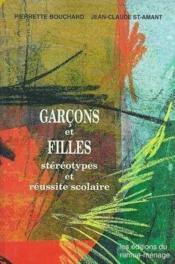 Garcons Et Filles - Couverture - Format classique