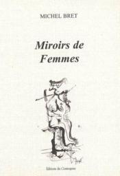 Miroirs De Femmes - Couverture - Format classique