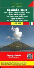 Liparische inseln - Couverture - Format classique