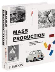 Mass production - Couverture - Format classique