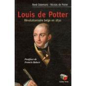 Louis de potter - Couverture - Format classique