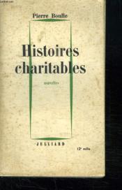 Histoires Charitables. - Couverture - Format classique