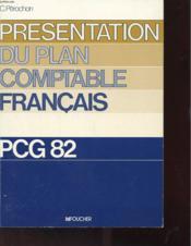 Presentation Du Plan Comptable Francais 1982 - Couverture - Format classique