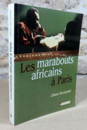 Les marabouts africains à Paris. - Couverture - Format classique