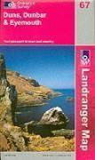 Duns - dunbar et eyemouth area - Couverture - Format classique