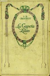 La capote lilas. - Couverture - Format classique