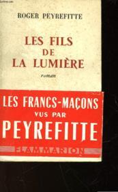 Les Fils De La Lumiere - Couverture - Format classique