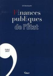 Finances publiques de l'Etat - Intérieur - Format classique
