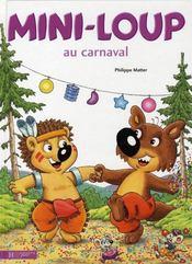 Mini-Loup au carnaval - Intérieur - Format classique