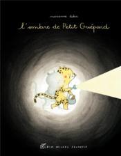 L'ombre de petit guépard - Couverture - Format classique