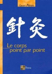 Le corps point par point - Couverture - Format classique